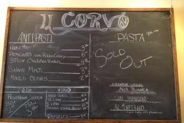 Il Corvo Pasta