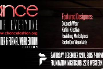 Chance Fashion Winter & Formal Wear Edition