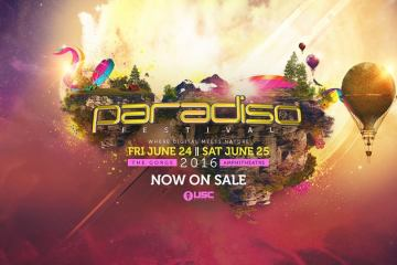 Win Tickets to Paradiso 2016