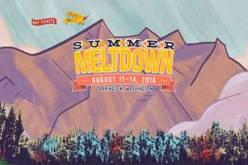 Summer meltdown Festival 2016