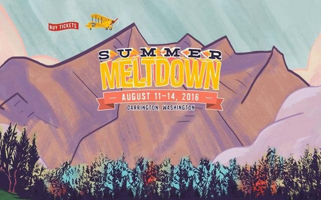 Summer meltdown Festival 2016