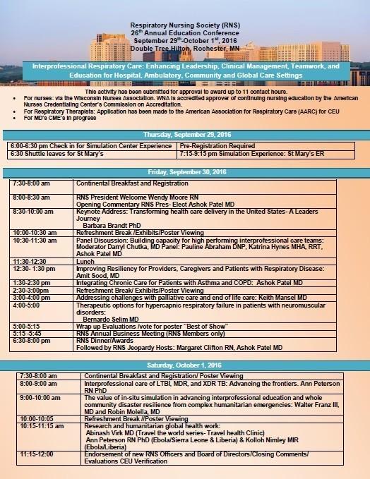 conference brochure web