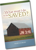 What Must I Do to be Saved? by Marcus Grodi