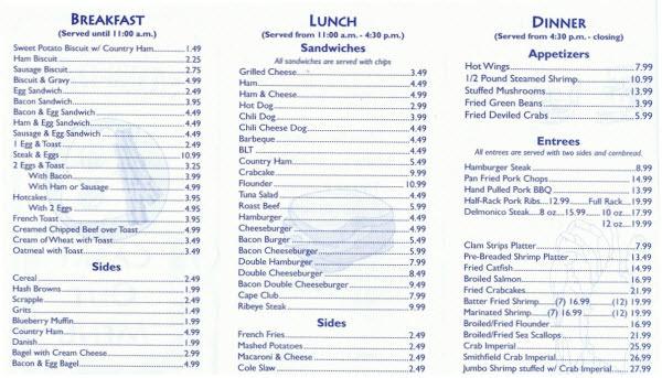 Restaurant Menu Design Ideas How to Create a Restaurant Menu