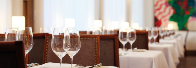 Bankett & Seminar weisser Teil Kunsthalle Basel Brasserie Restaurant seminarräume sitzungszimmer banketträume bsprechungsräume seminar