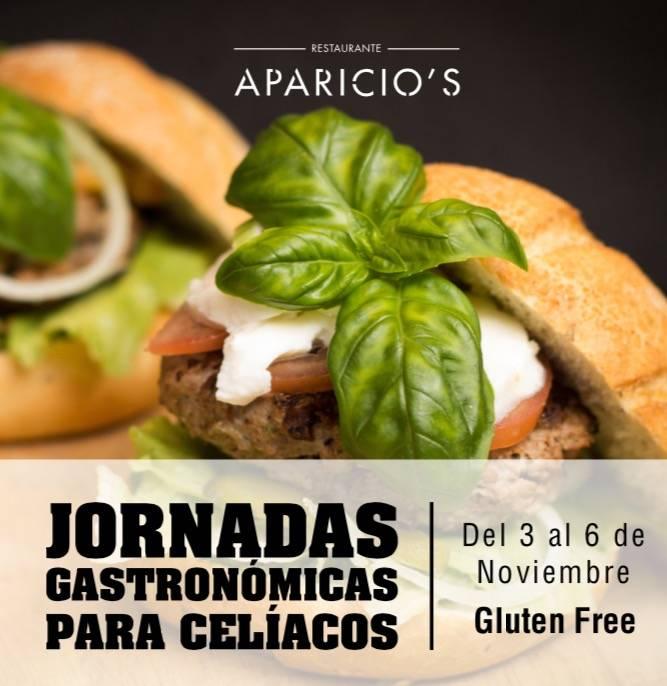 Jornadas Gastronómicas para Celiacos