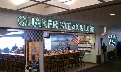 Quaker Steak Lube Takes Flight With New Restaurant In