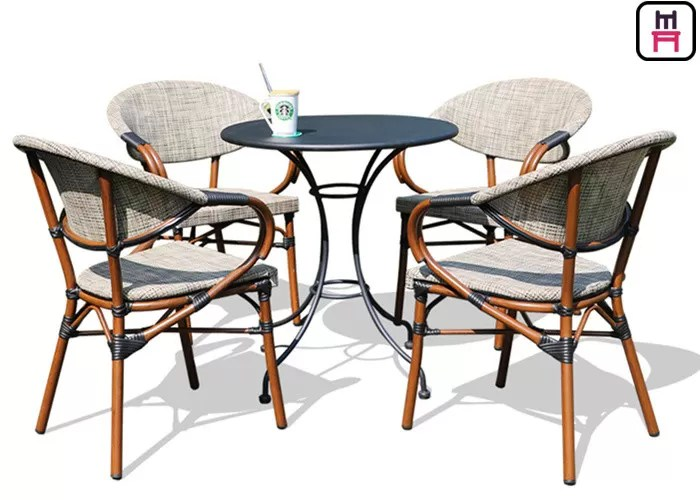 Backyard Patio Furniture Round Square Outdoor Dining