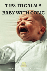 If you have a colicky baby, you know the stress it can cause! We've got some Tips to Calm A Baby with Colic to help you enjoy baby's first months.