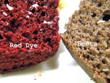 red velvet comparison