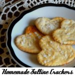 homemade saltines