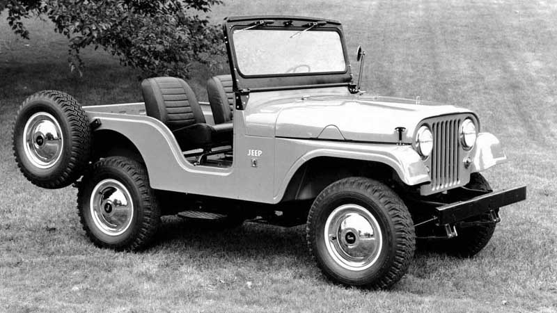 Restore An Old Jeep