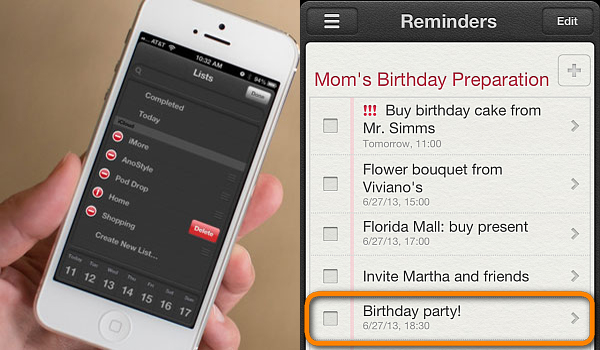 How to Delete Reminder Calendar on iPhone Permanently