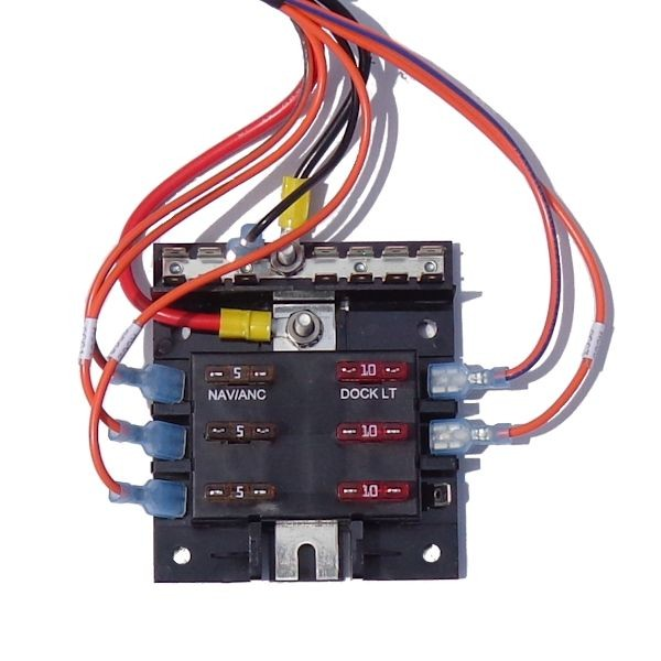 Boat Wire Harness Wiring Diagram