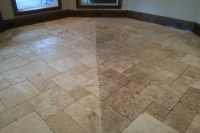 Travertine Floor Cleaning | Modern Stone Care
