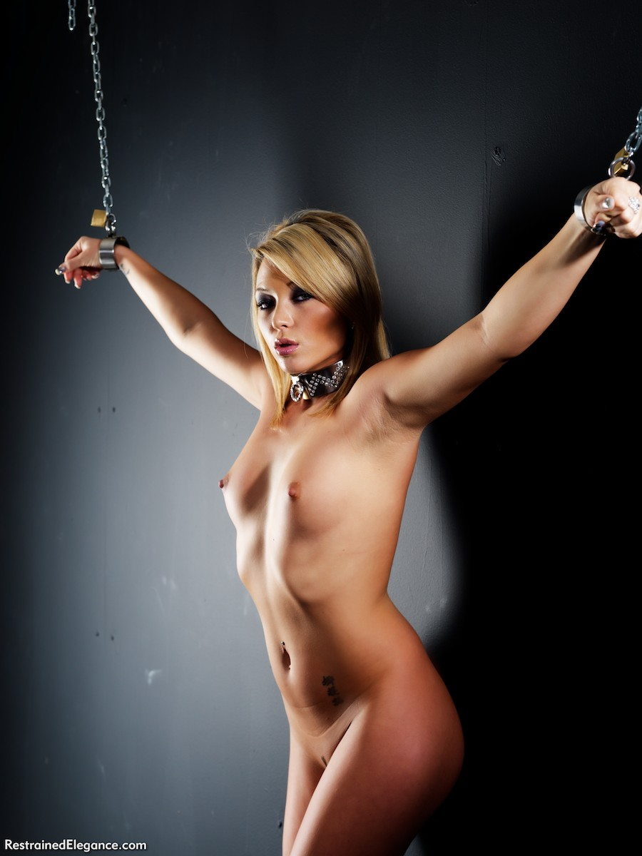 restrained elegance shackles