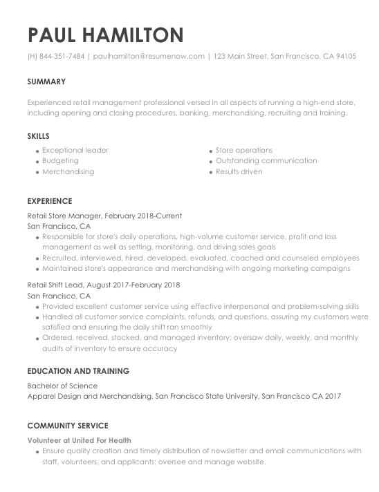 beautiful cosmetology resume templates