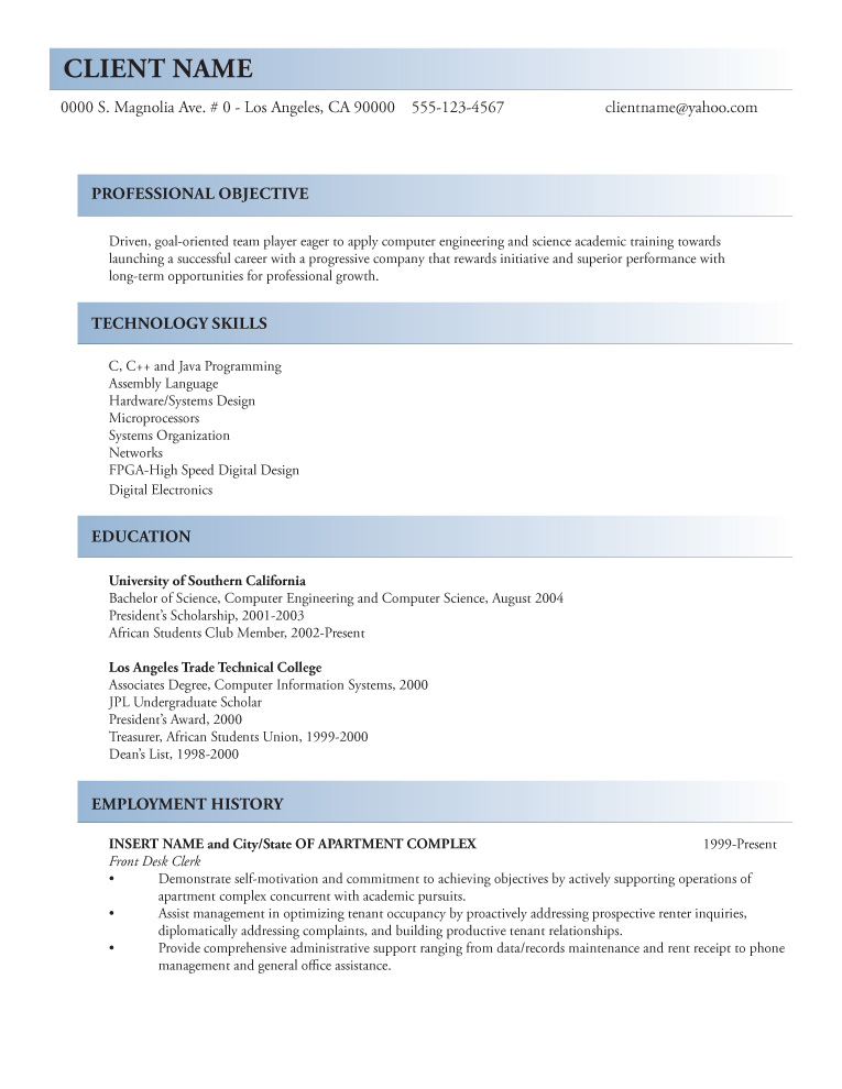 Examples Of Lpn Resume  Business Letter Formats