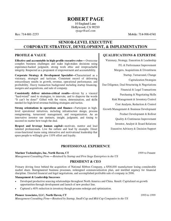 resume job profile example covering letter for bank guarantee profile example on resume