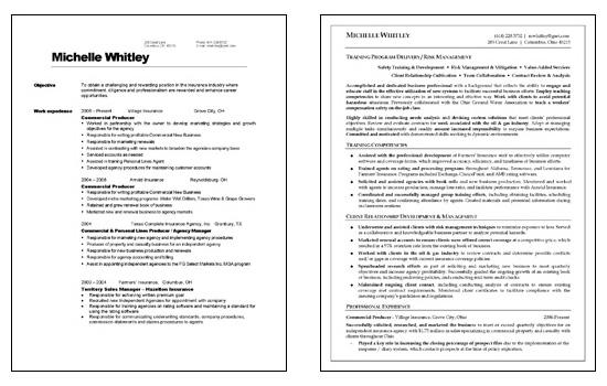 corporate resume format - Dolapmagnetband - training resume format