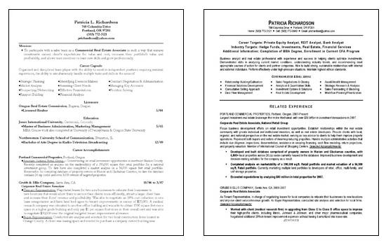 ba resume - Yelommyphonecompany