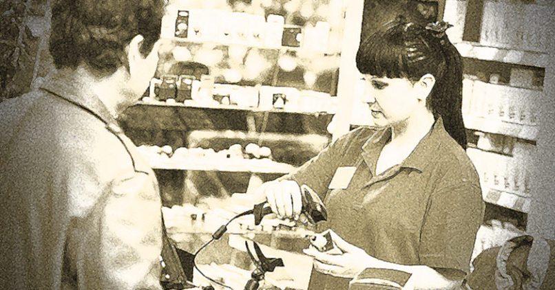 Retail Cashier Job Description