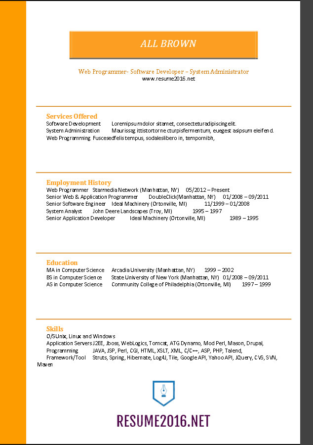Famous Talend Resume Image Collection - Best Student Resume Examples - jboss administration sample resume