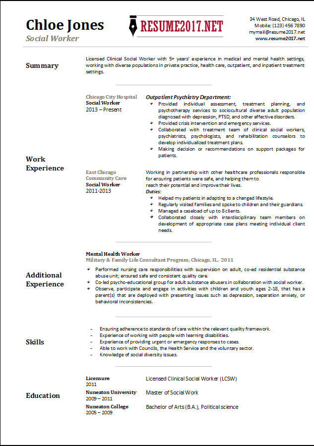 Examples Of Resume Receptionist Resume Examples And Writing Tips The Balance Social Worker Resume Template 2017