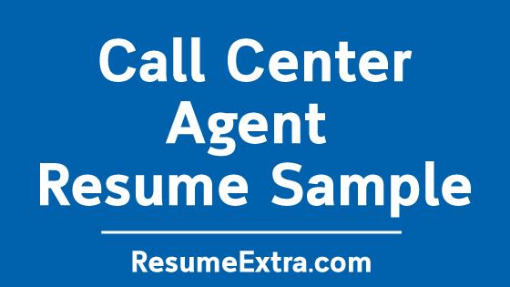 Call Centre Resume Achievements » ResumeExtra