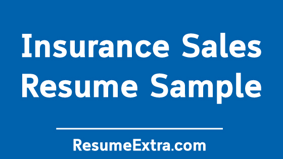 Professional Insurance Agent Resume Sample » ResumeExtra