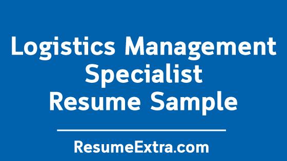 Export Specialist Sample Resume cartlesslbro