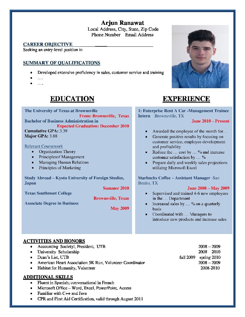sample resume for tv anchor