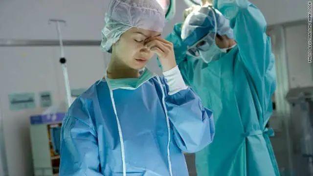surgeon resume example