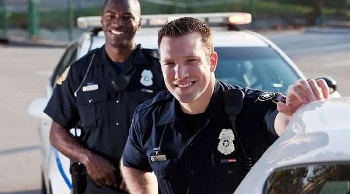 Law Enforcement Officer Resume Sample  Template