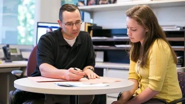Academic Advisor Resume Sample - academic advisor resume