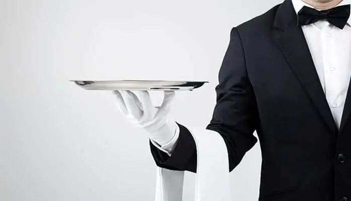 Fine Dining Server Resume Sample - fine dining server resume example