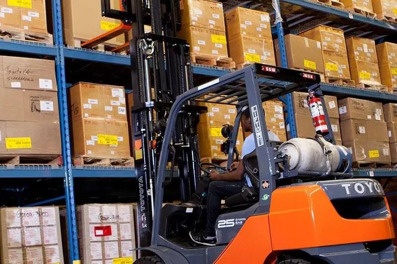 Forklift Operator Resume Sample - forklift operator resume