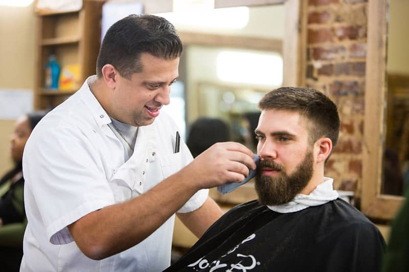 Barber Resume Sample