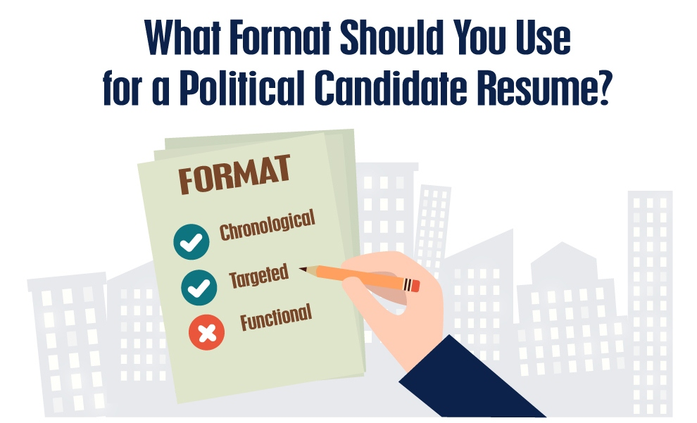Political Resume Writing Techniques to Advance Your Candidacy - political resume