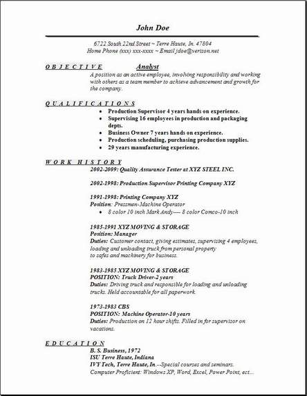 Analyst Resume, Occupationalexamples,samples Free edit with word - operations analyst resume