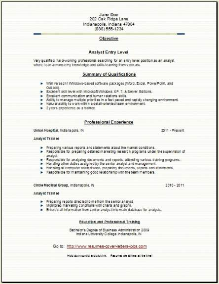 Analyst Resume, Occupationalexamples,samples Free edit with word - functional analyst sample resume