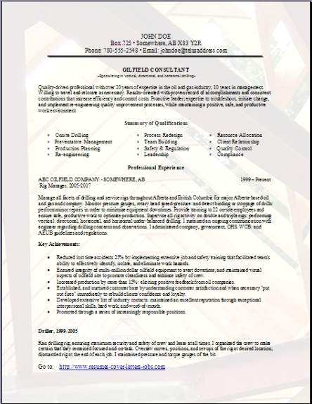 Consulting Resume, Occupationalexamples, samples Free edit with word