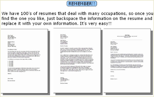 cover letter over one page