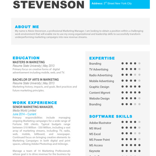 Mac Pages Resume Templates Resume Template For Pages Best Resume - resume templates for pages