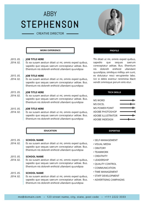 ✩Resume Templates for Mac (Word)  Apple Pages Instant Download✩ - Resume Templates Pages
