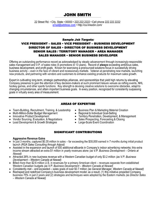 Resume Cover Letter For Email Format Cppmusic Vice President Of Sales Resume Template Premium Resume