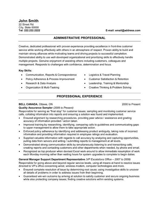 Admin Clerk Resume Format Minutes Clerk Town Of Tiburon Admin Office Professional Administrative Assistant Resume Sample
