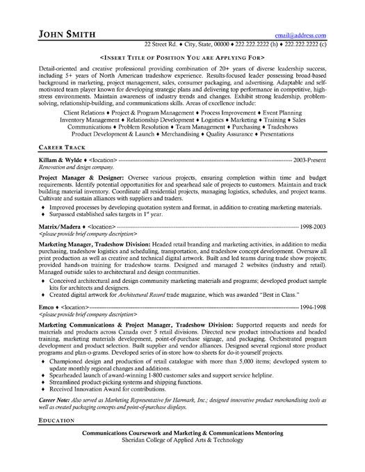 management resume examples    seangarrette c agement resume