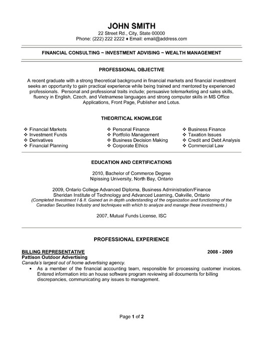 APA Key Elements - Ashford Writing - Ashford University billing and - Billing Analyst Sample Resume