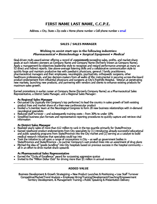 Biotechnology Resume Templates, Samples  Examples Resume - winning resume formats